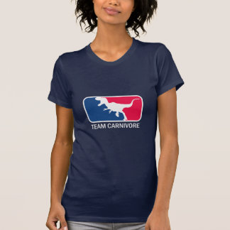 Team Carnivore Meat Lover Steak Eater T-shirts