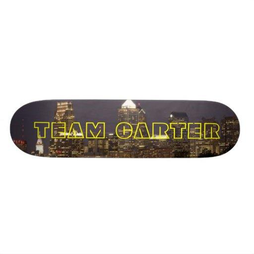 TEAM CARTER  CITY SKATEBOARD