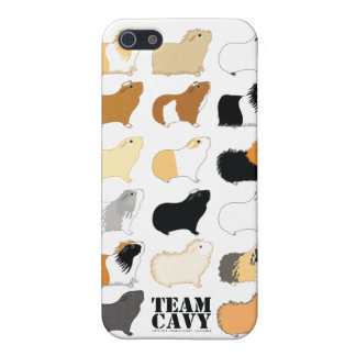 TEAM CAVY CASE FOR THE iPhone 5