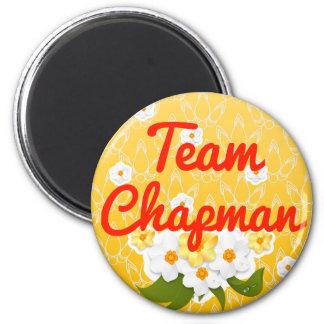 Team Chapman Magnet