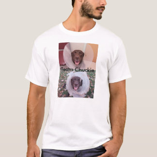 Team Chuckie Cone Destruction T-Shirt