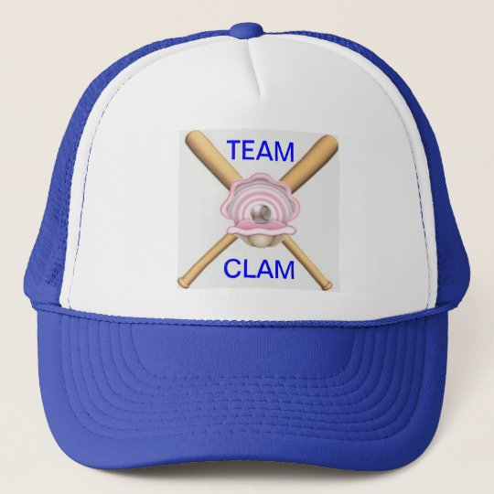 TEAM CLAM HAT