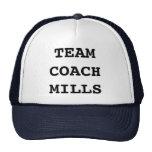 Team Coach Mills Hat
