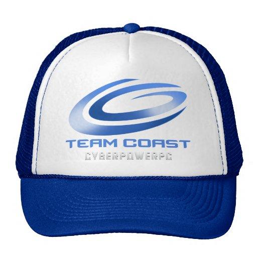 Team Coast Trucker Hat Mesh Hat
