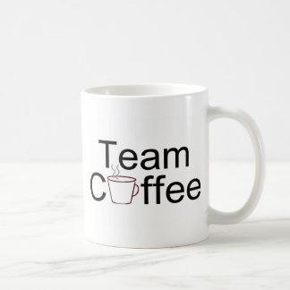 Team Coffee Coffee Mugs