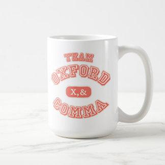 Team Comma II Mug