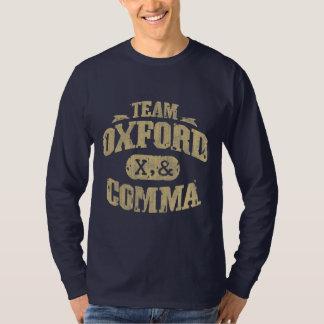 Team Comma Tshirts