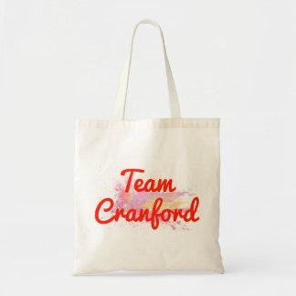 Team Cranford Tote Bags