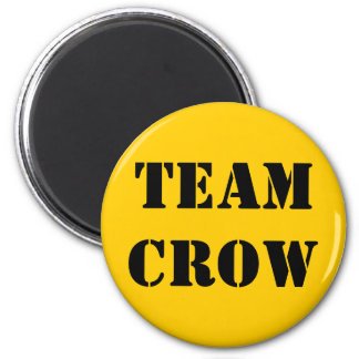 TEAM CROW MAGNET
