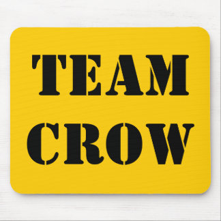 TEAM CROW MOUSE PADS