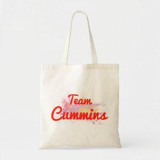 Team Cummins Canvas Bags