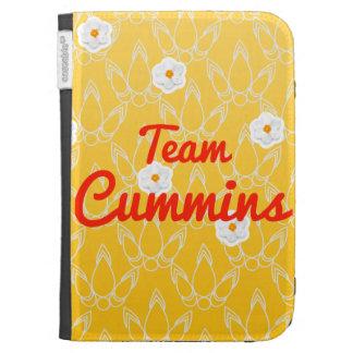 Team Cummins Kindle Cases