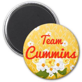 Team Cummins Refrigerator Magnets