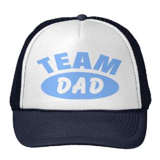 Team Dad (Blue) Cap