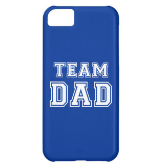 Team Dad in blue iPhone 5C Case