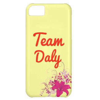 Team Daly iPhone 5C Case