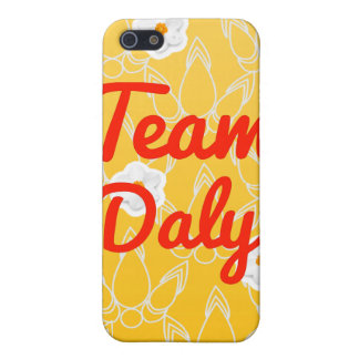 Team Daly Cover For iPhone 5