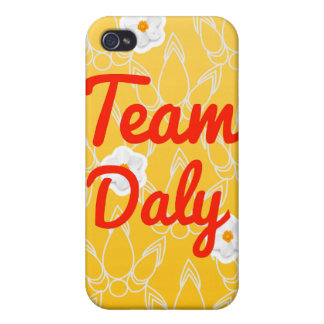 Team Daly Cases For iPhone 4