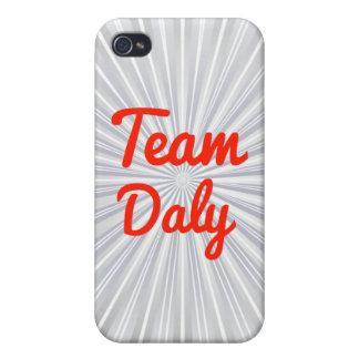 Team Daly iPhone 4/4S Case