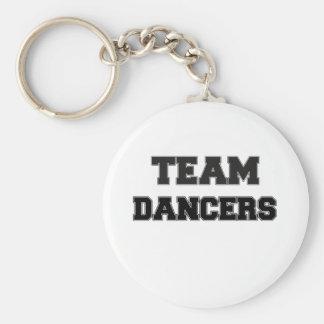 Team Dancers Keychains