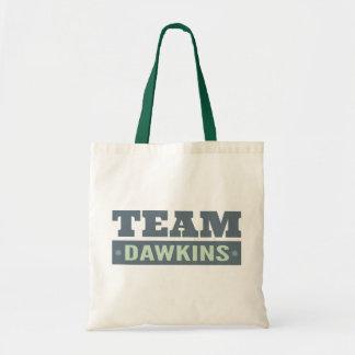Team Dawkins Tote Bag