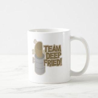 Team Deep Fried Turkey! Coffee Mug