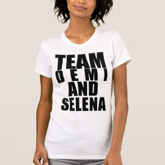 Team Demi & Selena T-Shirt