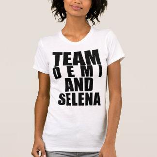 Team Demi & Selena T-Shirt