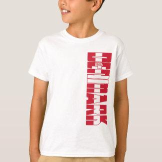 Team Denmark World Cup 2014 T-Shirt