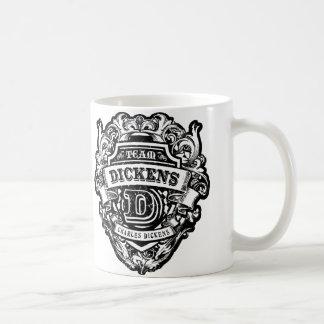 Team Dickens Charles Dickens Mug