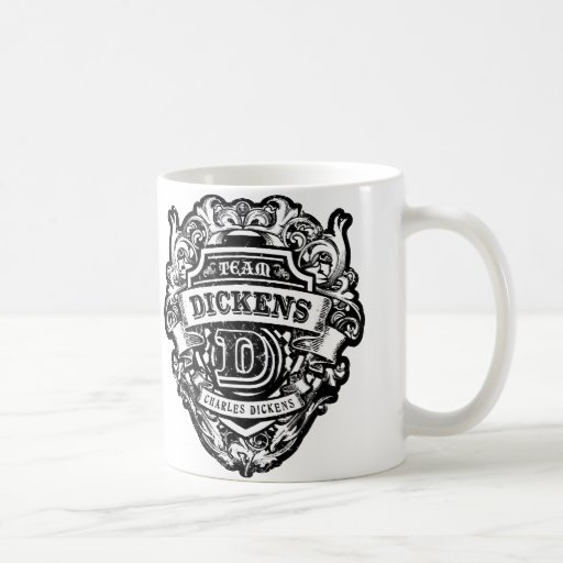 """Team Dickens"" Charles Dickens Mug"