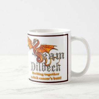 Team Dilbeck Coffee Mugs