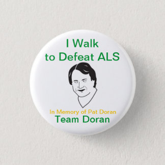Team Doran 3 Cm Round Badge