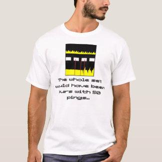 team.dot 50 pings - cod edition T-Shirt