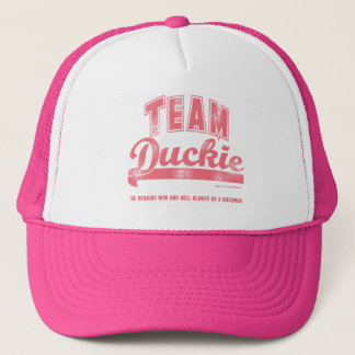Team Duckie Trucker Hat