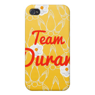 Team Duran Case For iPhone 4