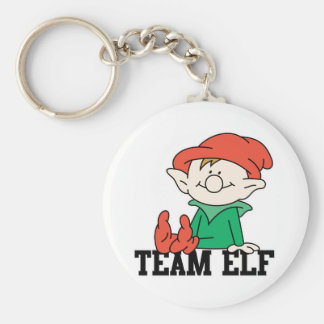 TEAM ELF KEY RING