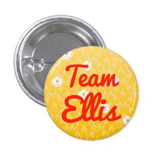 Team Ellis Pin