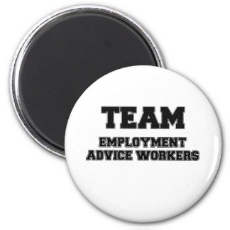 Team Employment Advice Workers Magnet