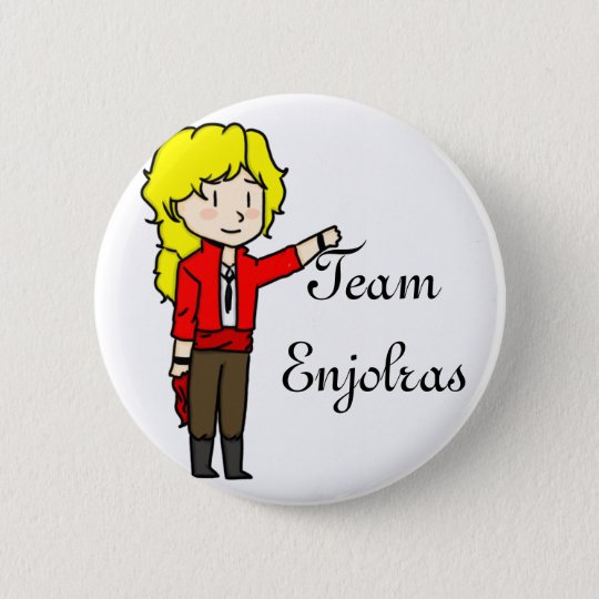 Team Enjolras Pin