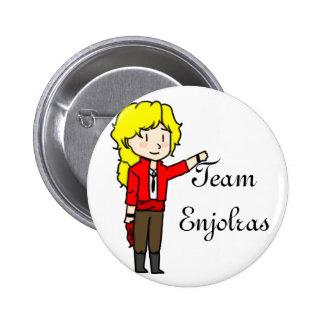 Team Enjolras Pin Badge