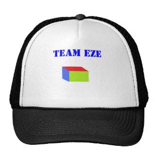 Team EZE logo hat