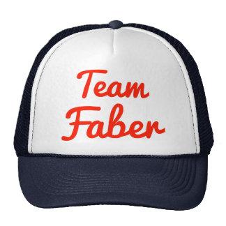 Team Faber Hats