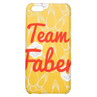 Team Faber iPhone 5C Covers