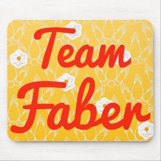 Team Faber Mousepad