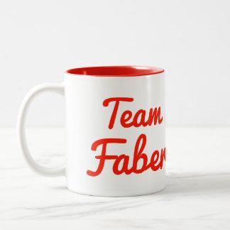 Team Faber Coffee Mugs