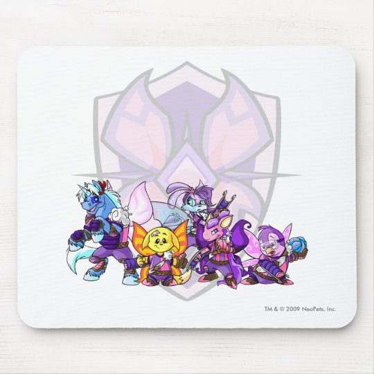 Team Faerieland Group Mouse Pad