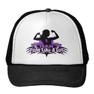 Team Fight Like a Girl - Lupus Cap
