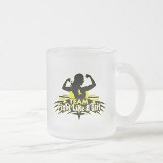 Team Fight Like a Girl - Sarcoma Mugs