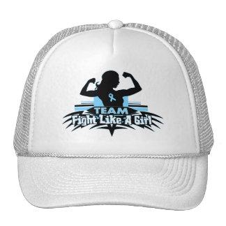 Team Fight Like a Girl - Thyroid Disease Trucker Hat